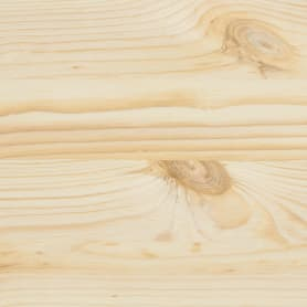 Мебельный щит 1200х400х18 мм хвоя, сорт A/B