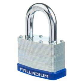Замок навесной Palladium 901S-65, сталь
