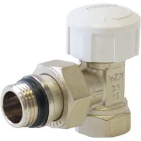"""Термостатический клапан для радиатора Heizen, угловой 1/2"""""""