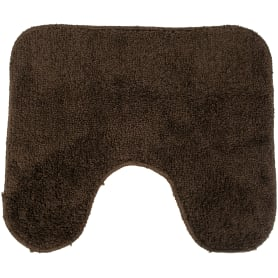 Коврик для туалета Sensea Lounge, 50х40 см, микрофибра, цвет коричневый