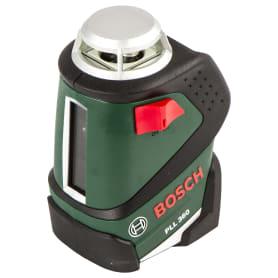 Уровень лазерный Bosch PLL360 c дальностью до 20 м