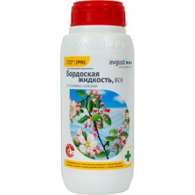 Средство от болезней садовых растений «Бордоская жидкость» 500 мл