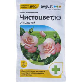 Средство от болезней садовых растений «Чистоцве» 2 мл