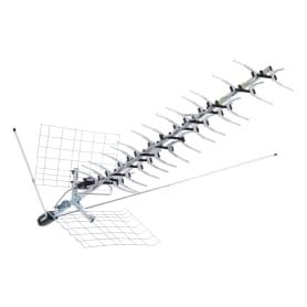 Антенна ТВ с усилителем Vixter AO-930 Комплекс Компакт