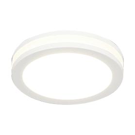Спот встраиваемый светодиодный «Racconto», 5 Вт, 445 Лм, IP20, цвет белый