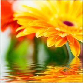 Картина на стекле 30х30 см «Flower» 28702009