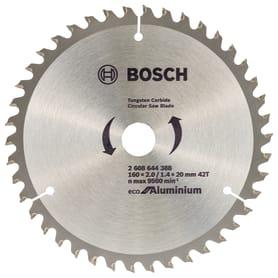 Диск пильный универсальный 160x20/16 мм Bosch MultiECO 2608644388, 42 Т