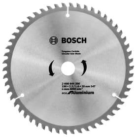 Диск пильный универсальный 190x20/16 мм Bosch MultiECO 2608644390, 54 Т