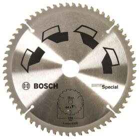 Диск пильный по дереву 235x30 мм Bosch Special 2609256895, 64 Т