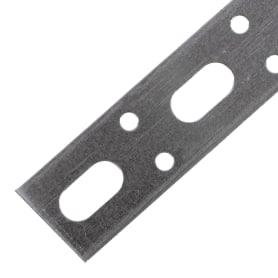 Лента перфорированная 0.5х17 мм 10 м, сталь, ЛСП