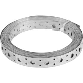 Лента перфорированная 0.5х20 мм 10 м, сталь, ЛСП