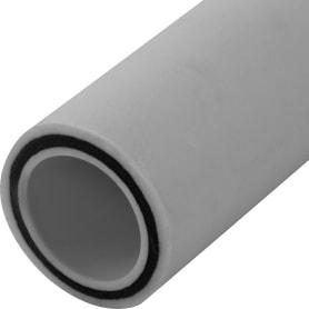 Труба РВК армированная волокном d 32 мм L 2 м полипропилен