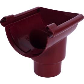 Воронка торцевая универсальная Murol цвет красный