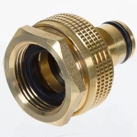 Адаптер на кран быстрого соединения BOUTTE,  3/4 -1 дюйм.