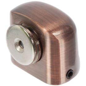 Стопор дверной Apecs DS-2751-M-AC, ЦАМ, цвет медь