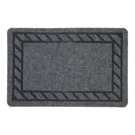 Коврик придверный «Thermo print» полипропилен  40x60 см