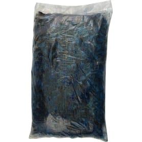 Щепа декоративная 55 л цвет синий