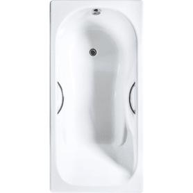 Ванна «Сибирячка» чугун 150x75 см