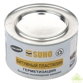 Мастика битумная полимерная Suho Izoplomb, 2 кг