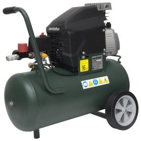 Компрессор масляный Metabo, 24 л 200 л/мин. 1.5 кВт