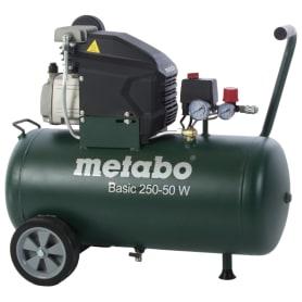 Компрессор масляный Metabo, 50 л 200 л/мин. 1.5 кВт
