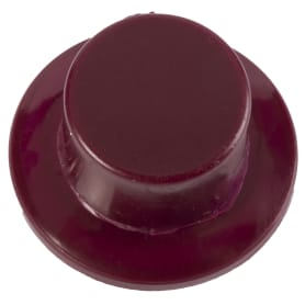 Шайба кровельная, цвет бордовый, 50 шт.