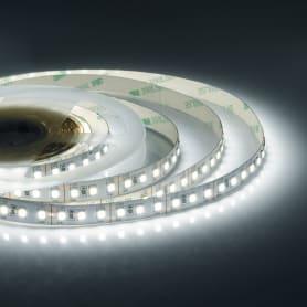 Светодиодная лента 14.4 Вт/120LED/м свет холодный белый IP23
