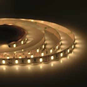 Светодиодная лента 11Вт/60LED/м свет тёплый белый IP20