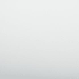 Панель МДФ Гладкая белый 2440х910 мм, 2.22 м2