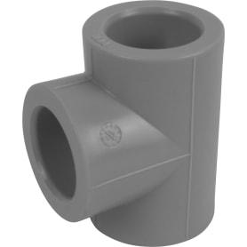 Тройник ⌀25 мм FV-PLAST полипропилен