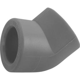 Угол 45° ⌀25 мм FV-PLAST полипропилен