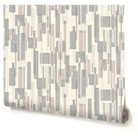 Обои флизелиновые Home Color Cascade серые 1.06 м 319-14