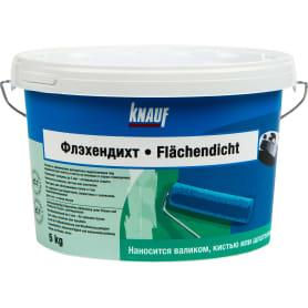 Гидроизоляция без битума Knauf Флэхендихт, 5 кг