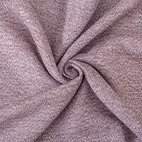 Ткань «Рогожка» 1 п/м 280 см цвет коричневый