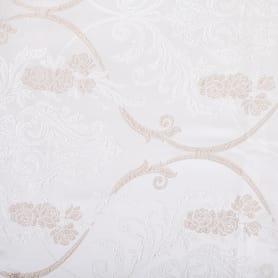 Ткань 1 п/м 280 см жаккард цвет экрю