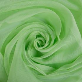 Тюль 1 п/м 300 см батист однотон цвет салатовый
