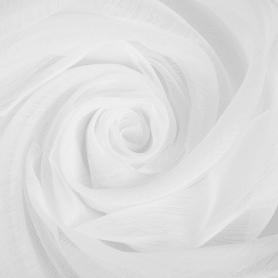 Тюль 1 п/м 300 см батист однотон цвет белый