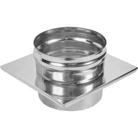 Фланец 135 мм 0.5 м нержавеющая сталь