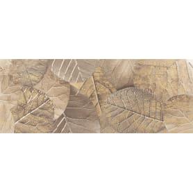Декор «Albero Folglie» 20.1х50.5 см цвет коричневый
