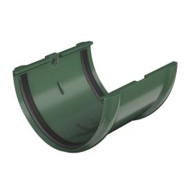 Соединитель желоба с уплотнителем цвет зелёный