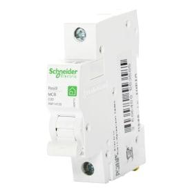 Выключатель автоматический Schneider Electric Resi9 1 полюс 20 A