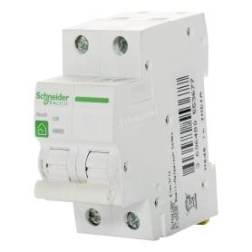 Выключатель автоматический Schneider Electric Resi9 2 полюса 20 A