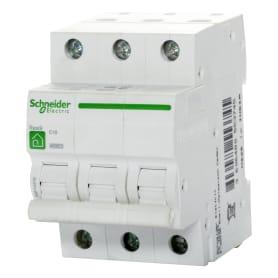 Выключатель автоматический Schneider Electric Resi9 3 полюса 10 A