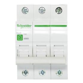 Выключатель автоматический Schneider Electric Resi9 3 полюса 32 A