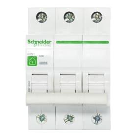 Выключатель автоматический Schneider Electric Resi9 3 полюса 50 A