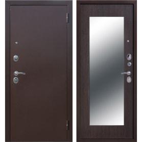 Дверь входная металлическая Царское зеркало Maxi, 860 мм, правая, цвет венге