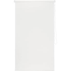 Штора рулонная Inspire Шантунг 80х160 см цвет белый