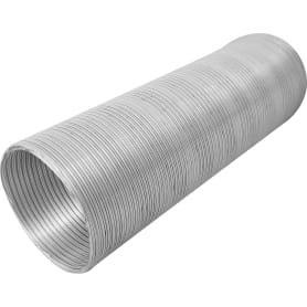 Канал гибкий ЭРА, D100 мм, 0,75-3 м