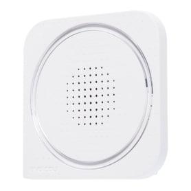 Звонок беспроводной с вилкой Evology C-308 RU, цвет серый