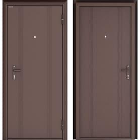 Дверь входная металлическая Doorhan Эко, 980 мм, правая